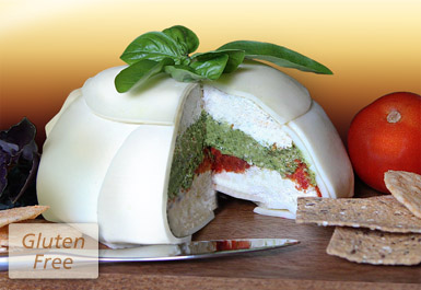 Caruso's Itialian Cheese Torta