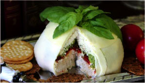Italian Cheese Torta