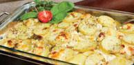 Tuscan Potato Casserole