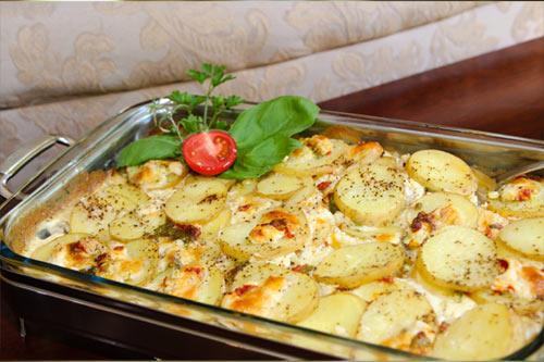 casserole twice baked potato casserole potato casserole cheesy potato ...